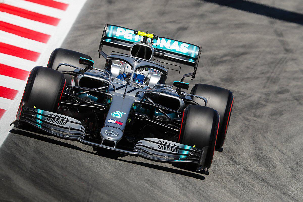 F1 スペインGP 結果
