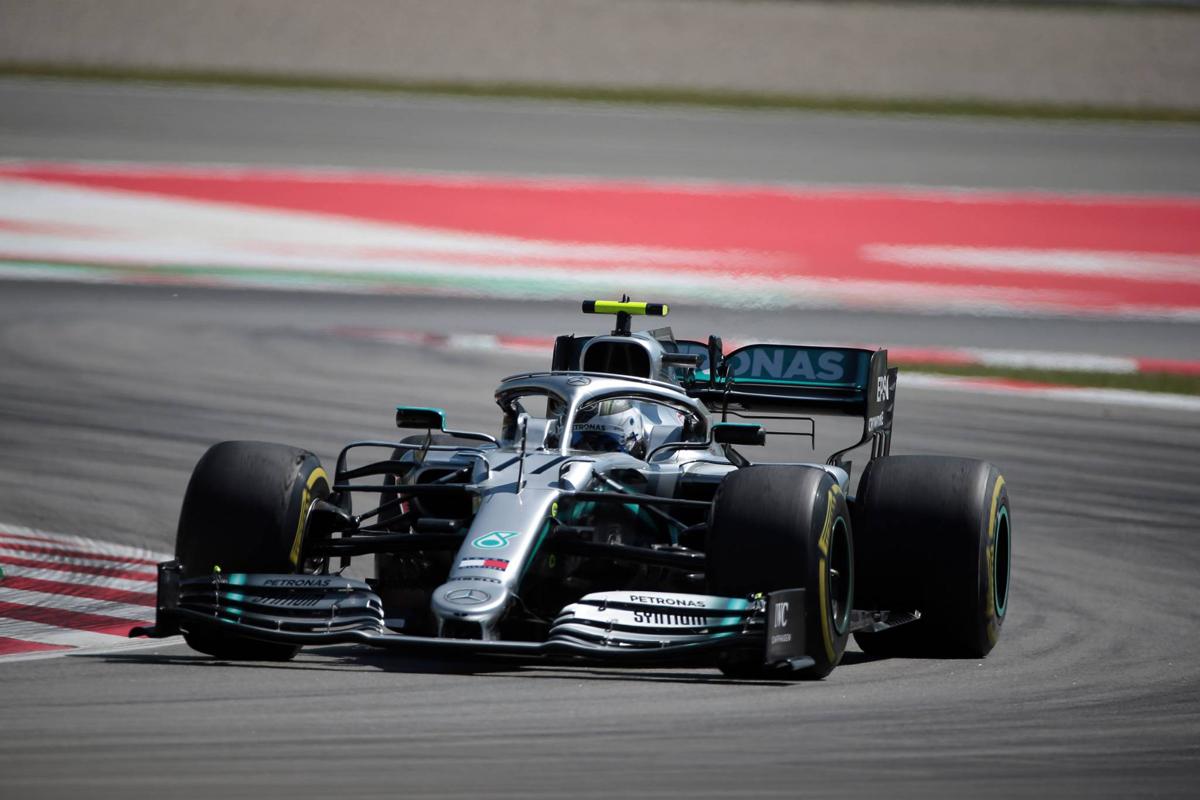 F1 スペインGP フリー走行2回目