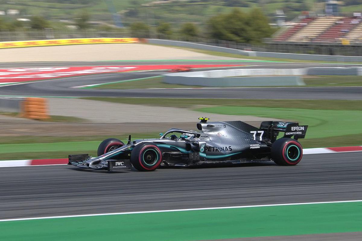 F1 スペインGP 予選 結果