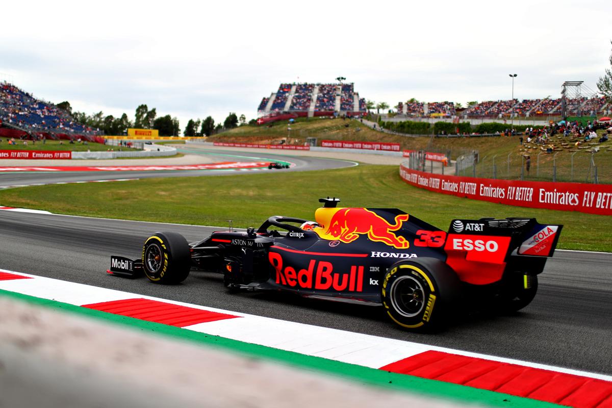 F1 ホンダF1 スペインGP
