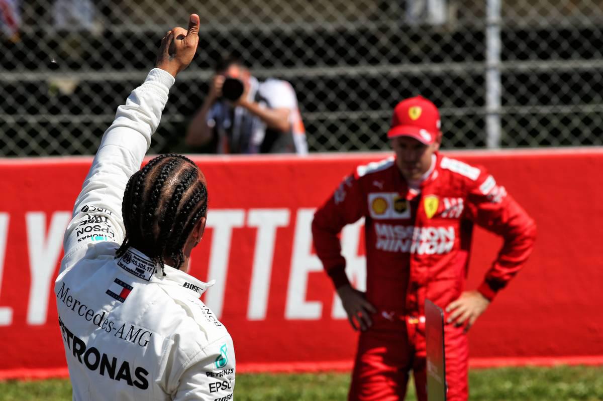 F1スペインGP 決勝