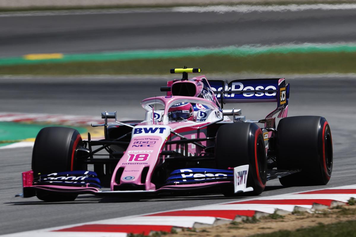 F1 レーシング・ポイントF1チーム