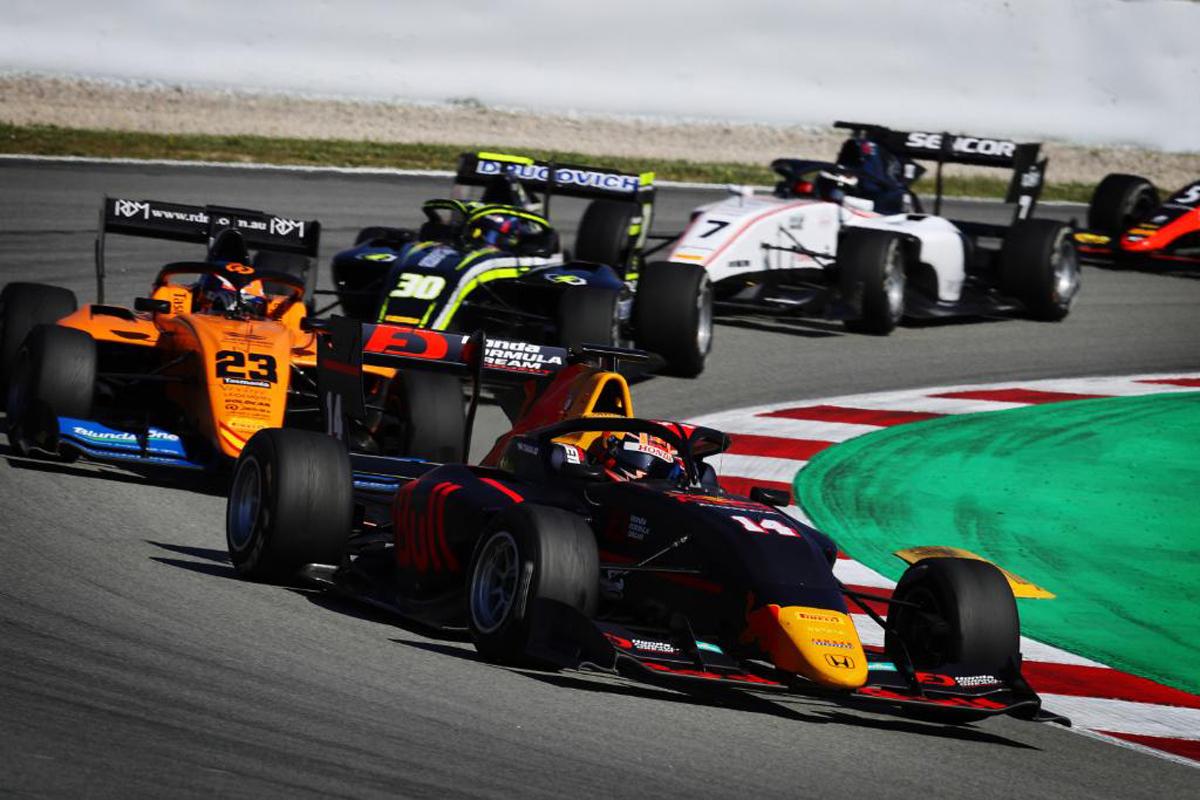 FIA-F3 ホンダ