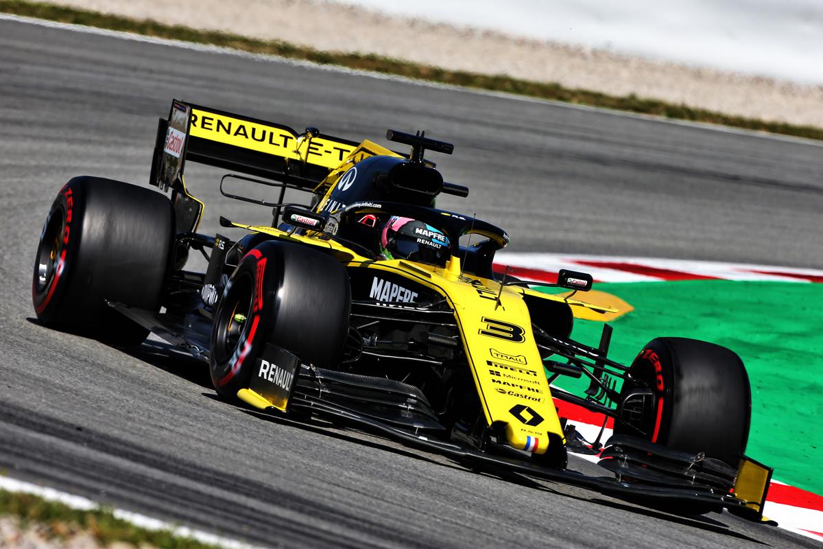 F1 ルノーF1
