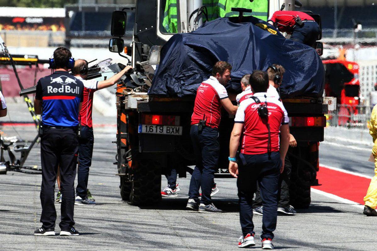 F1 カラム・アイロット