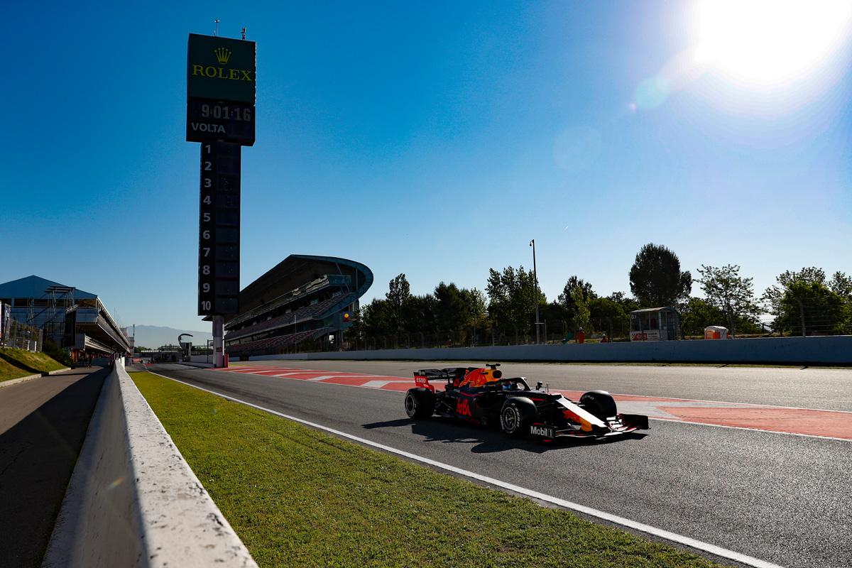 F1 ホンダF1 インシーズンテスト