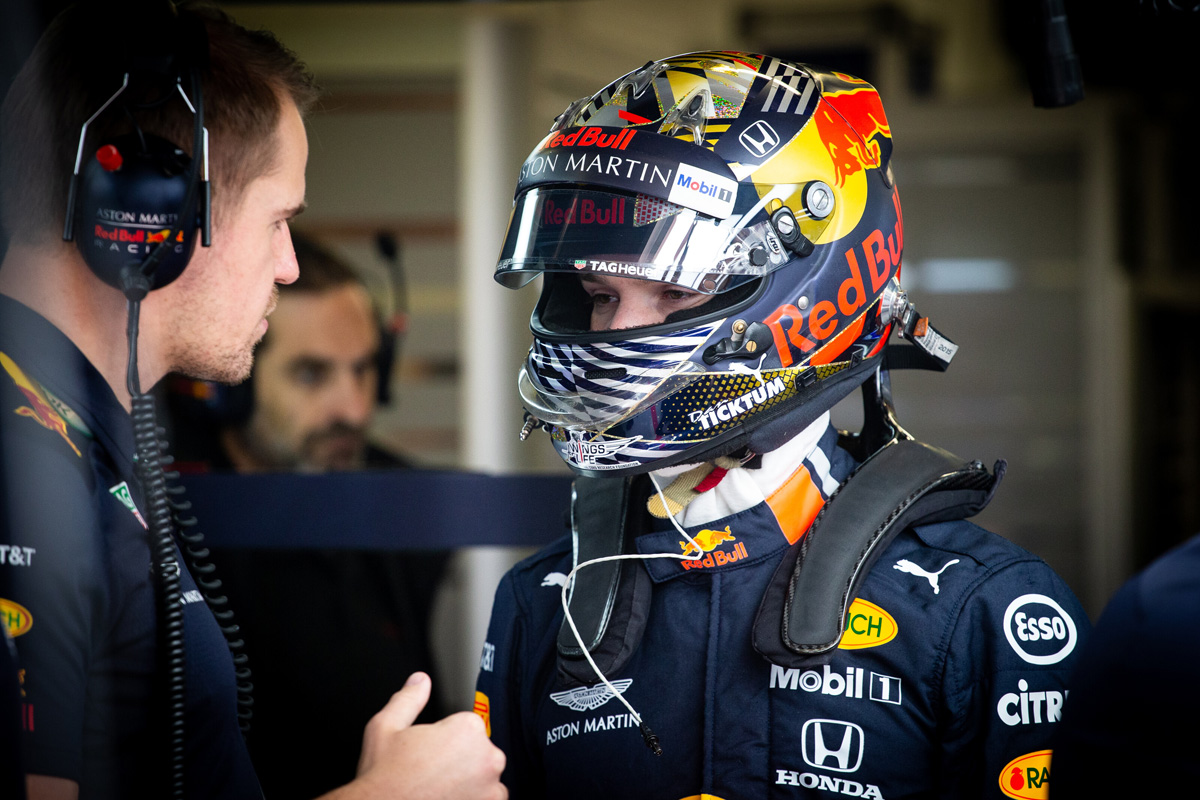 F1 ダニエル・ティクトゥム