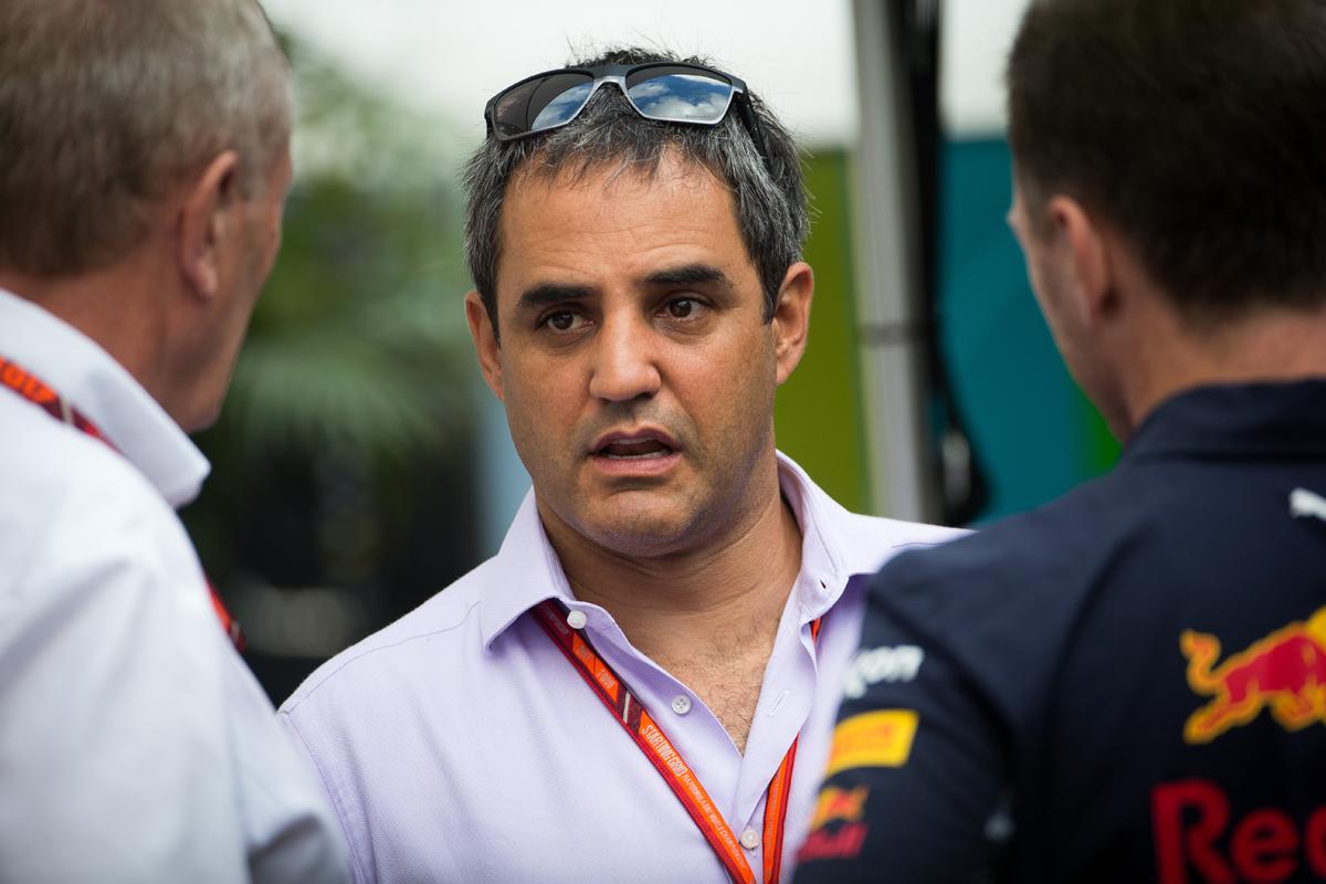 F1 ファン・パブロ・モントーヤ