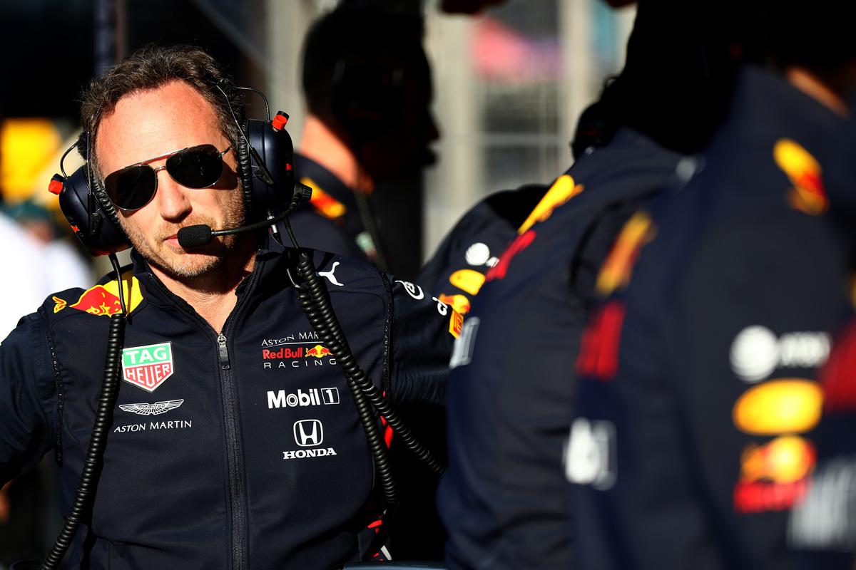 F1 レッドブル・ホンダ メルセデス