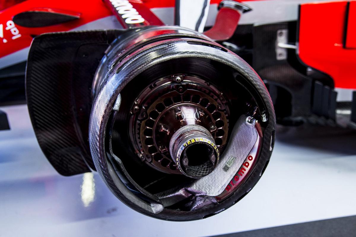 F1 ブレンボ