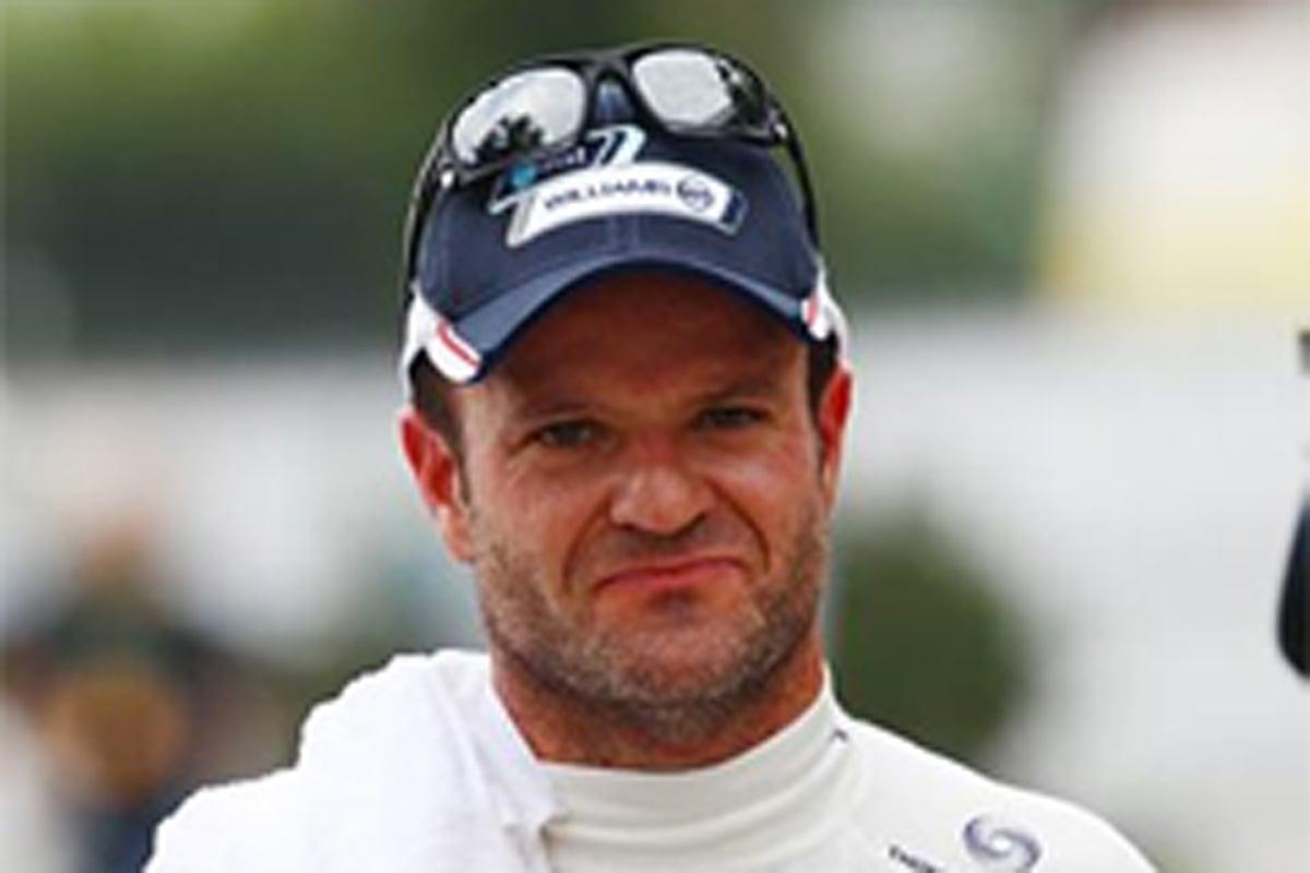 F1 ルーベンス・バリチェロ