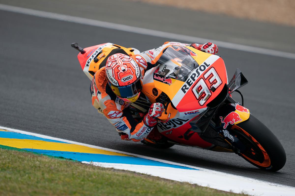 MotoGP ホンダ フランスGP