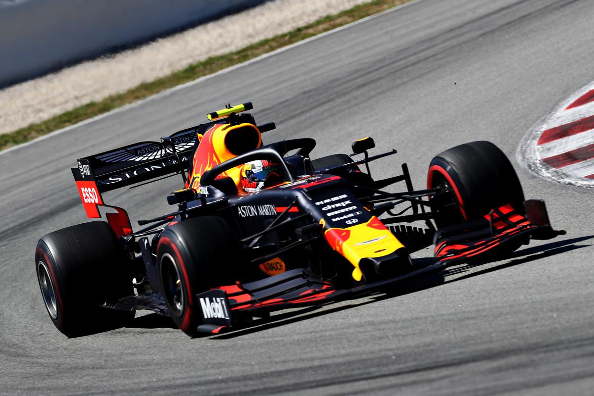 F1 ルノーF1 レッドブル・ホンダ