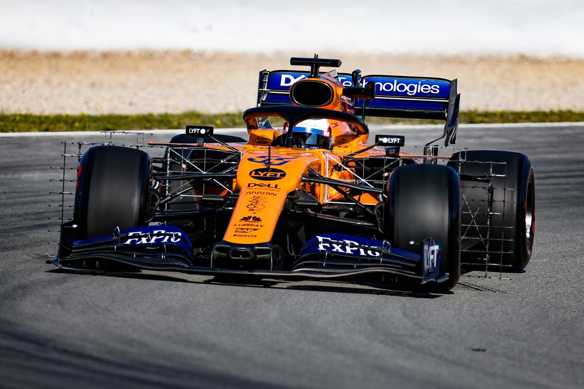 F1 カルロス・サインツJr. ルノーF1