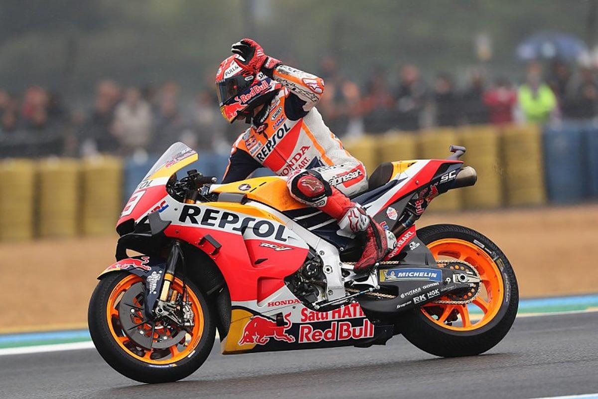 MotoGP フランスGP マルク・マルケス
