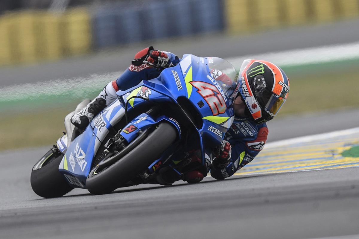 MotoGP スズキ フランスGP