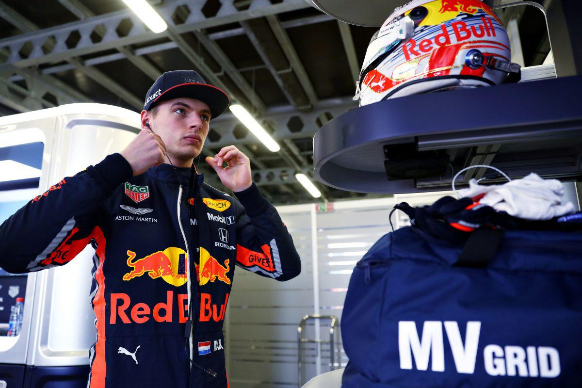 F1 マックス・フェルスタッペン