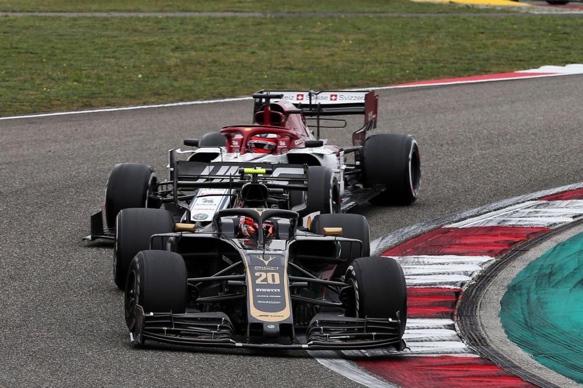 F1 ハースF1チーム アルファロメオ・レーシング