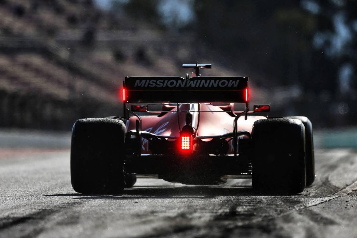 F1 標準ギアボックス