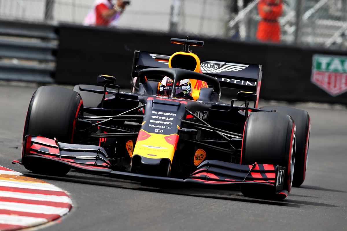 F1 レッドブル・ホンダ