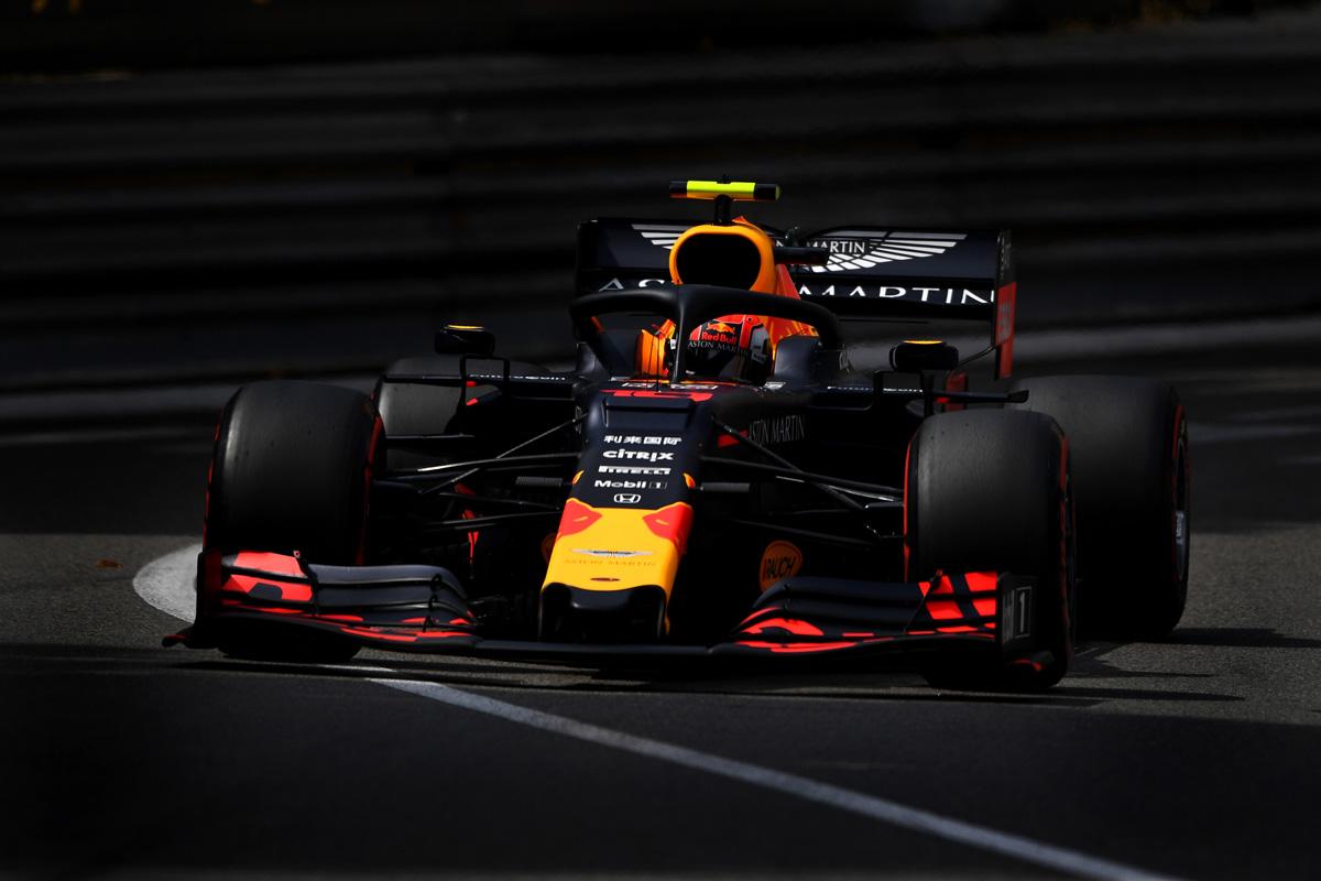 F1 ホンダ モナコGP