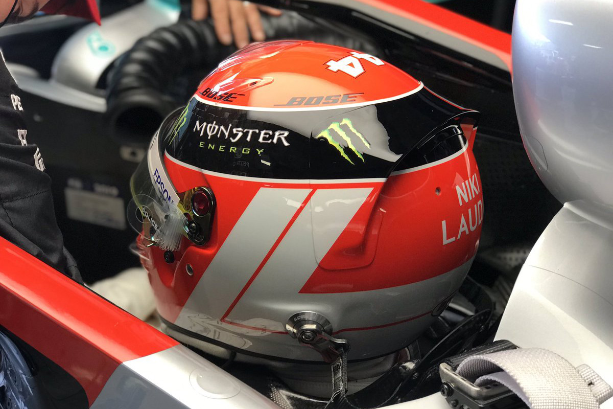 F1 ルイス・ハミルトン ニキ・ラウダ モナコGP