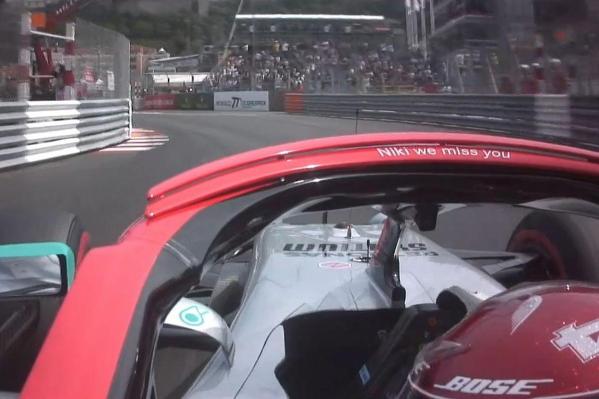 F1 ルイス・ハミルトン モナコGP