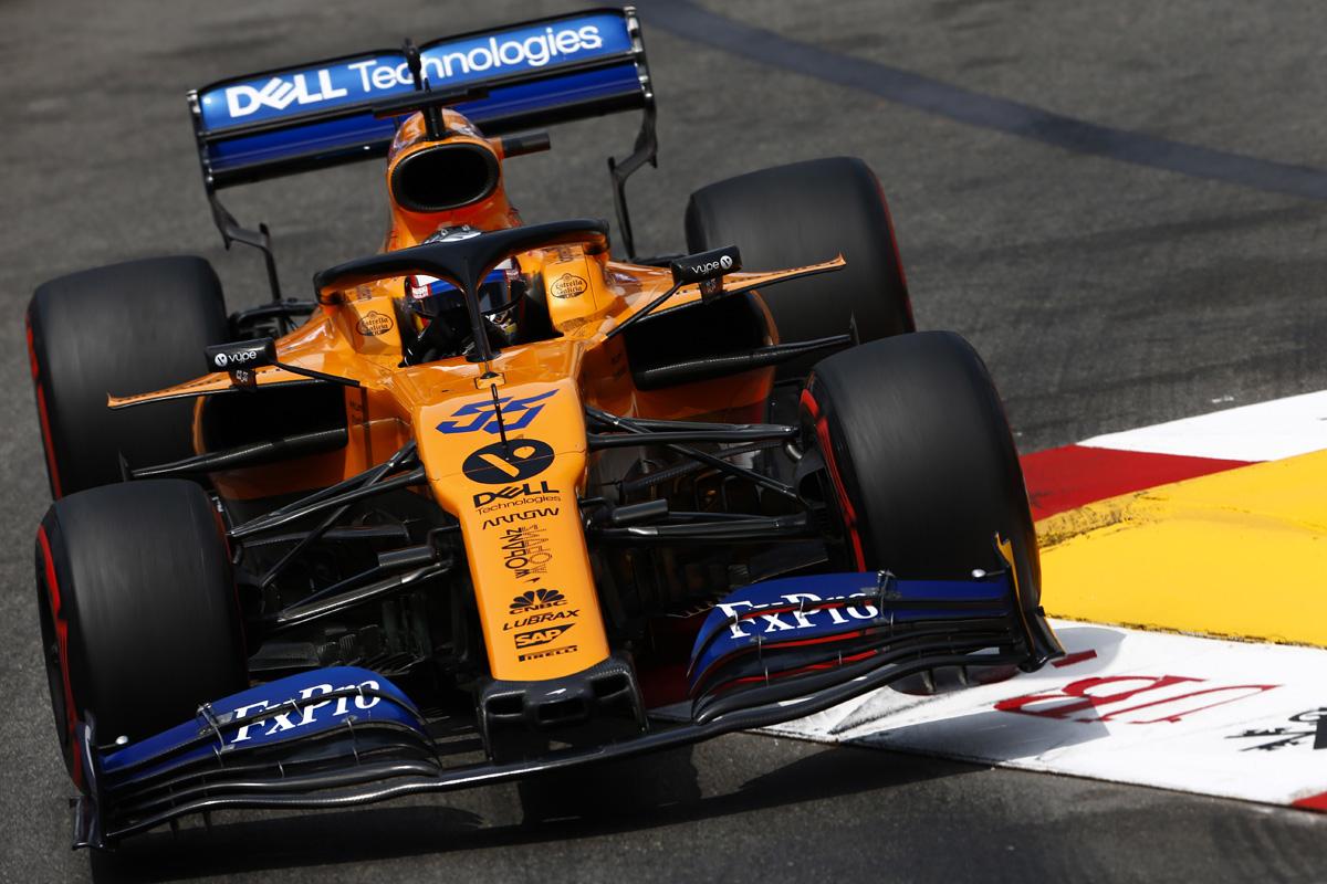 F1 マクラーレン モナコGP