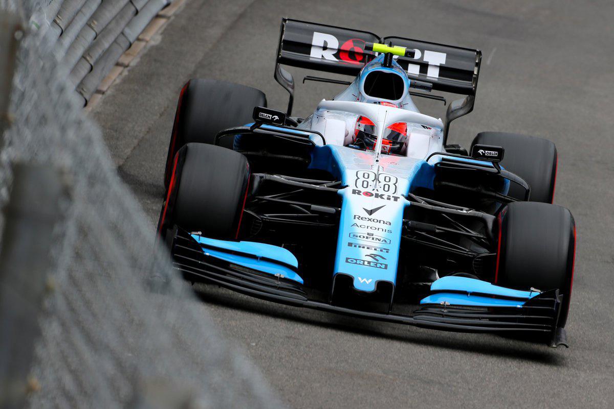 F1 ウィリアムズF1 モナコGP