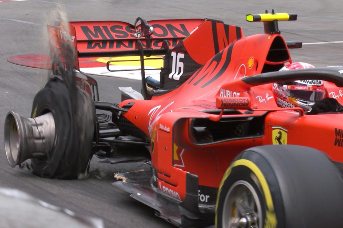 F1 シャルル・ルクレール