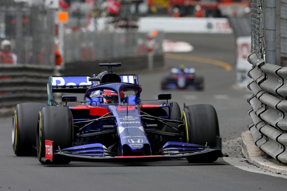 F1 スクーデリア・トロ・ロッソ