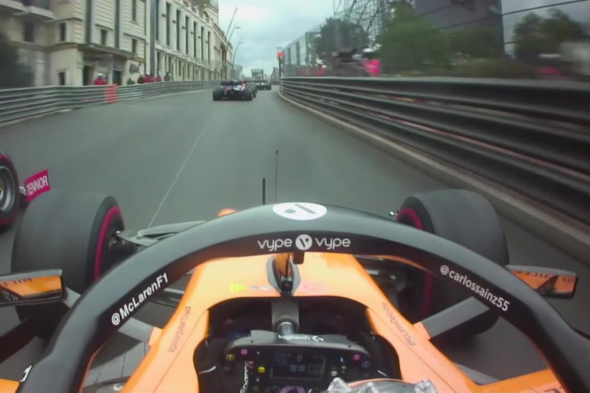 F1 カルロス・サインツJr. トロロッソ