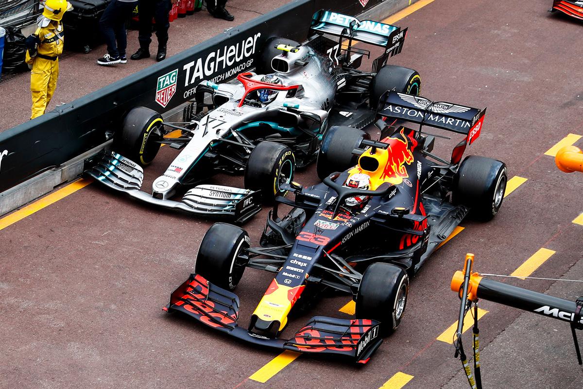 F1 マックス・フェルスタッペン レッドブル