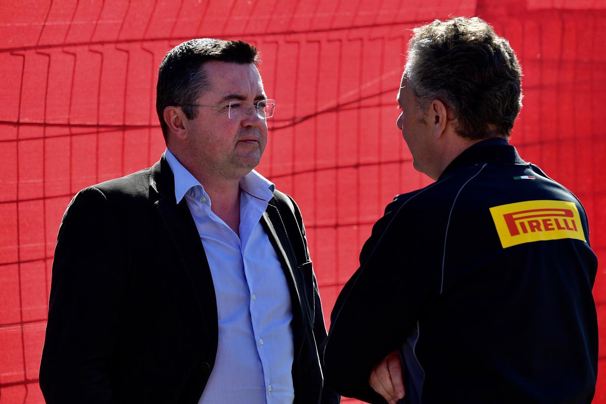 F1 マクラーレン エリック・ブーリエ
