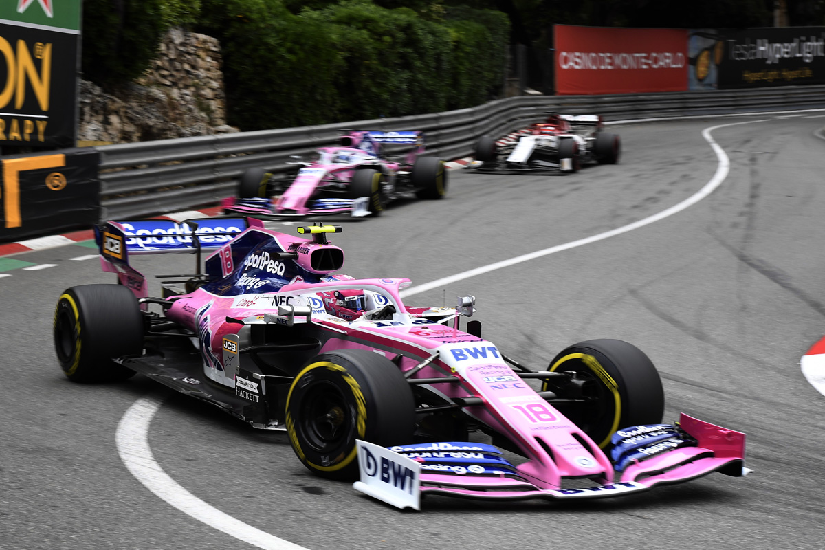 F1 レーシング・ポイントF1チーム モナコGP
