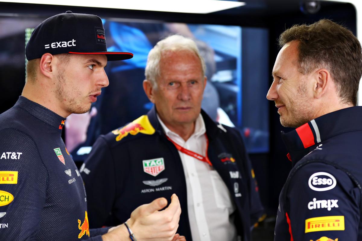 F1 レッドブル マックス・フェルスタッペン