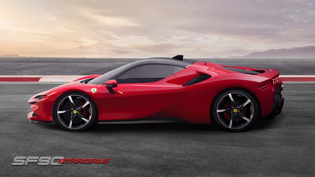 Ferrari SF90 Stradal