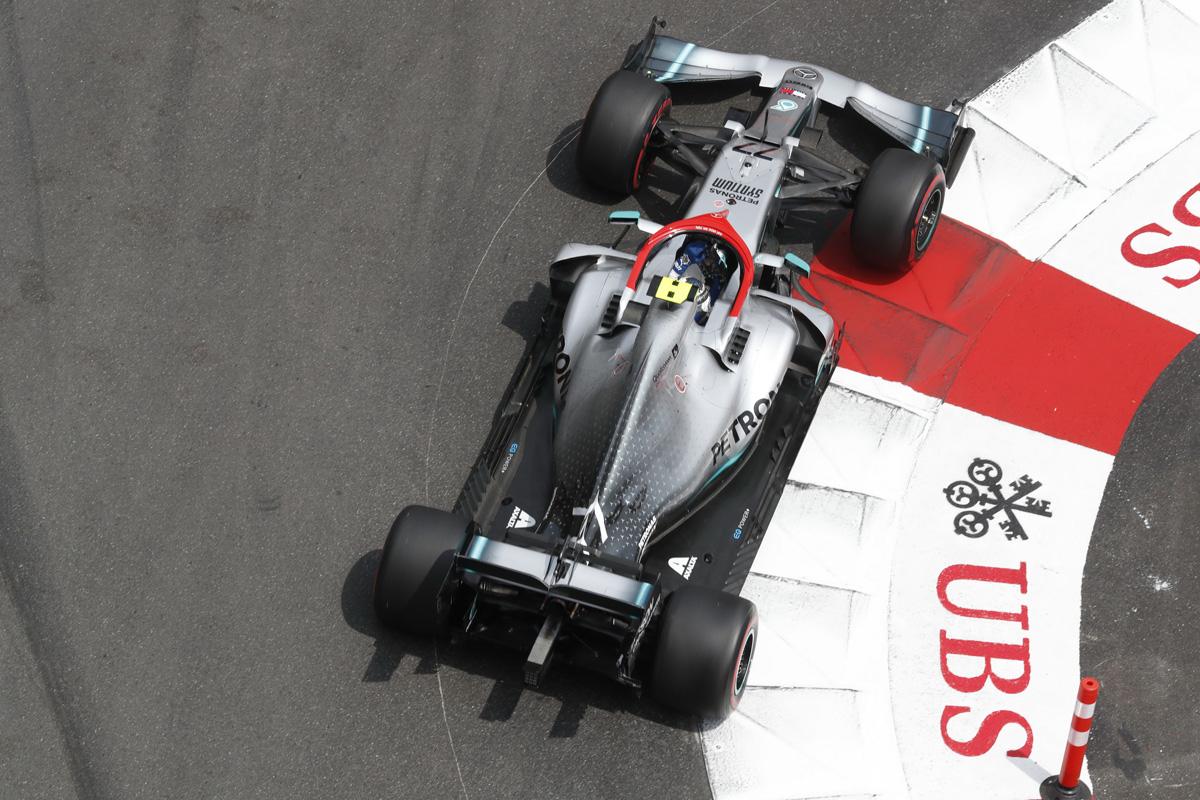 F1 メルセデス カナダGP