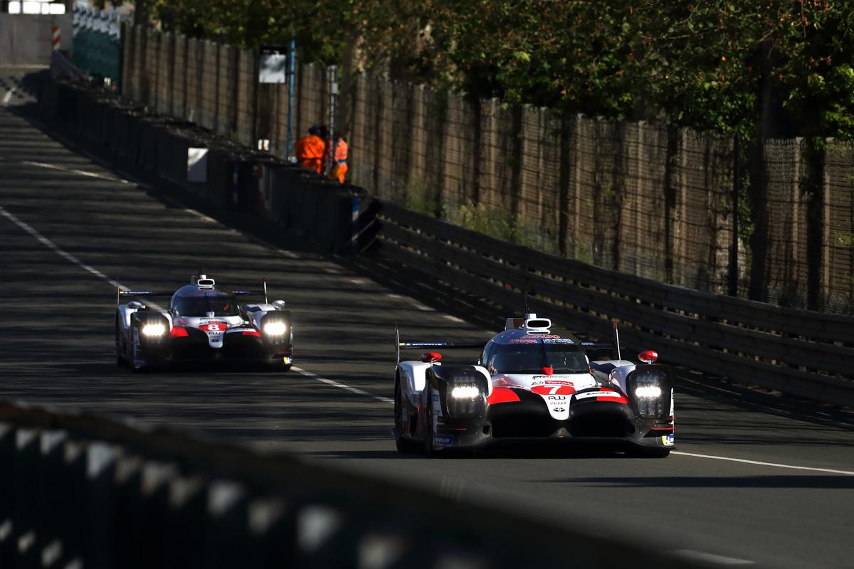 WEC トヨタ ル・マン24時間レース