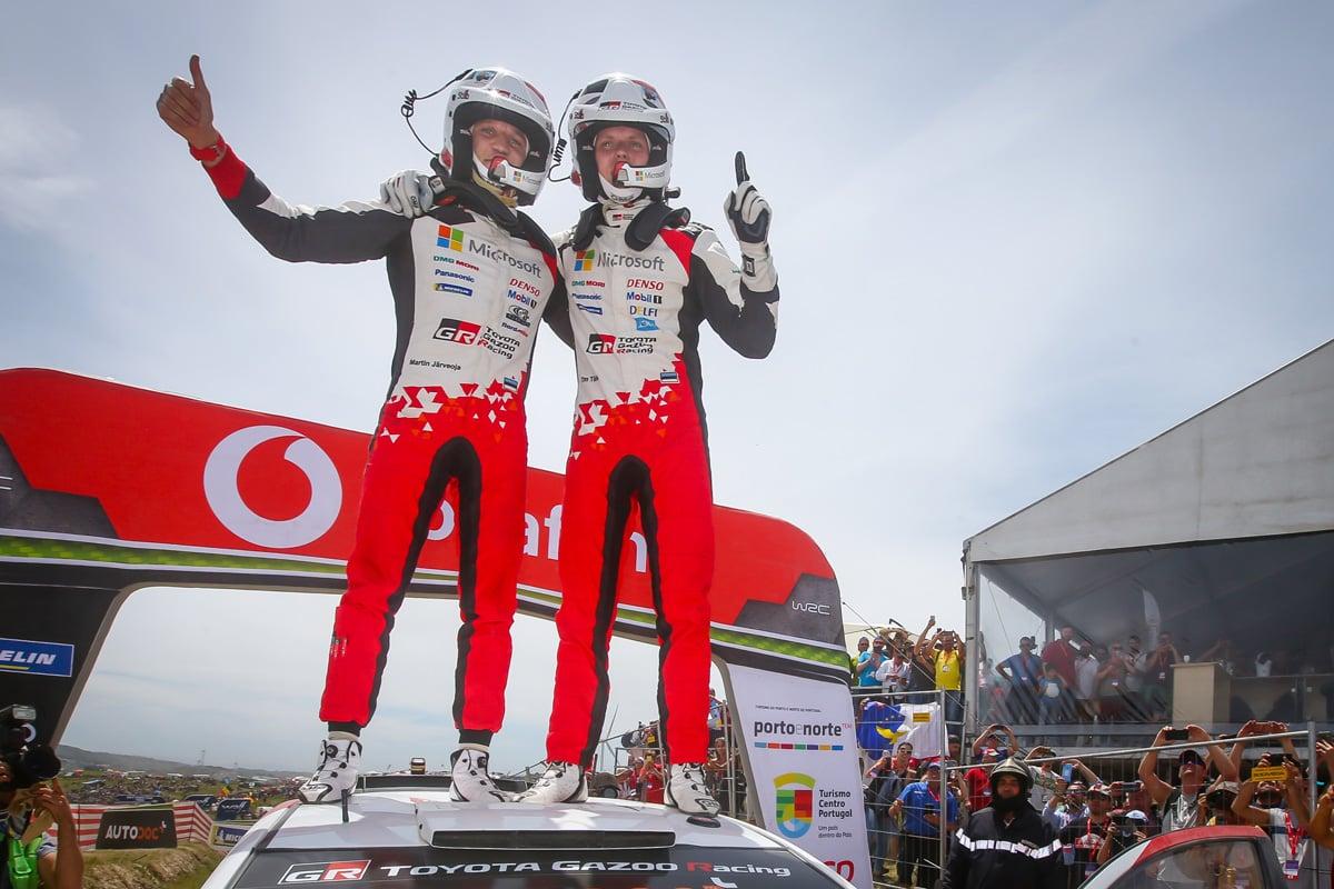 WRC ラリー・ポルトガル