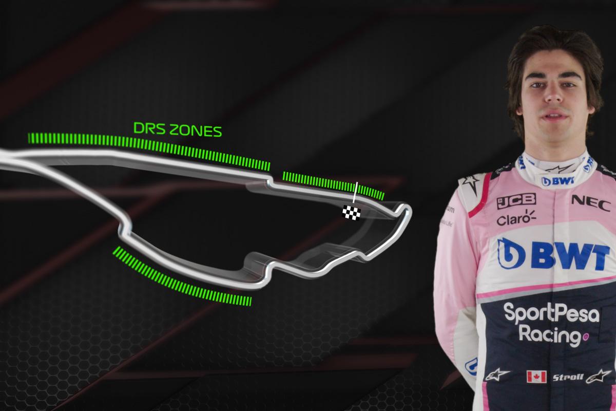 F1 ランス・ストロール