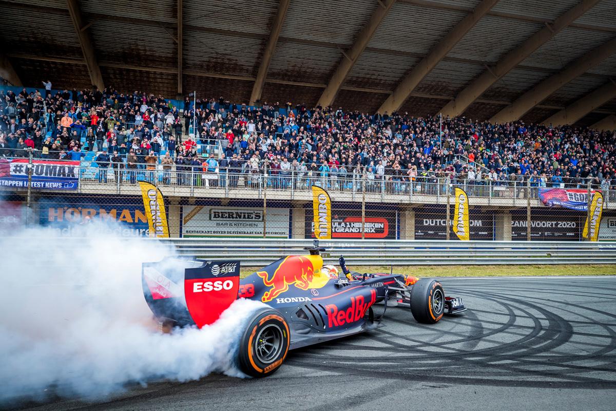 F1 オランダGP マックス・フェルスタッペン