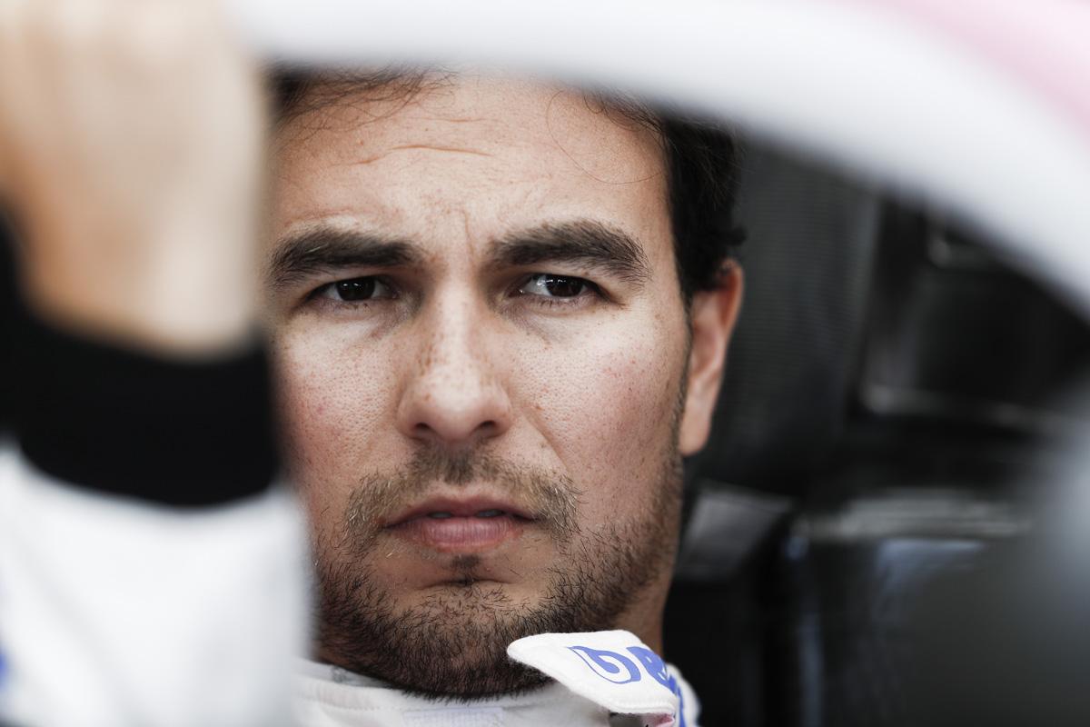 F1 セルジオ・ペレス
