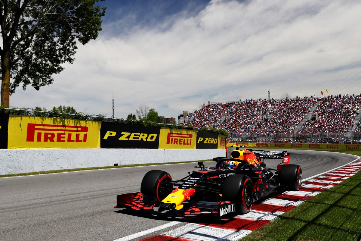 F1 カナダGP