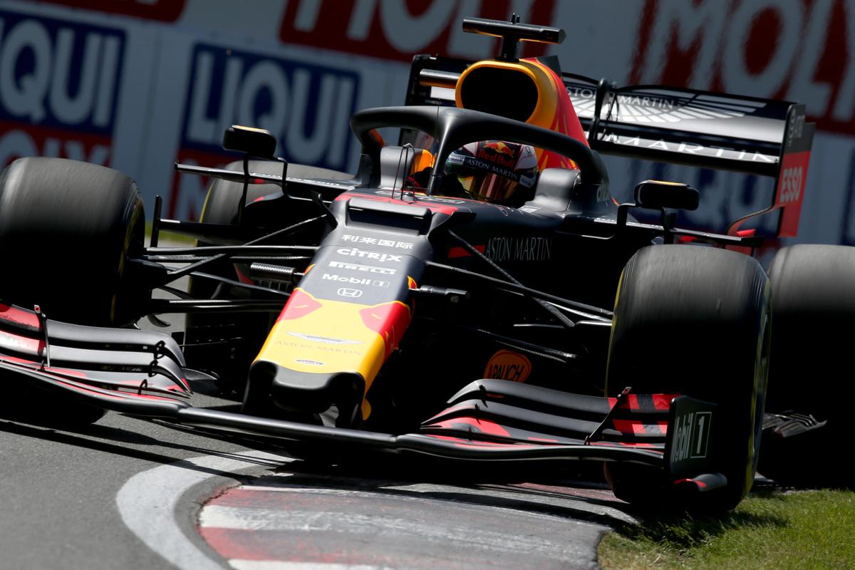 F1 レッドブル・ホンダ カナダGP
