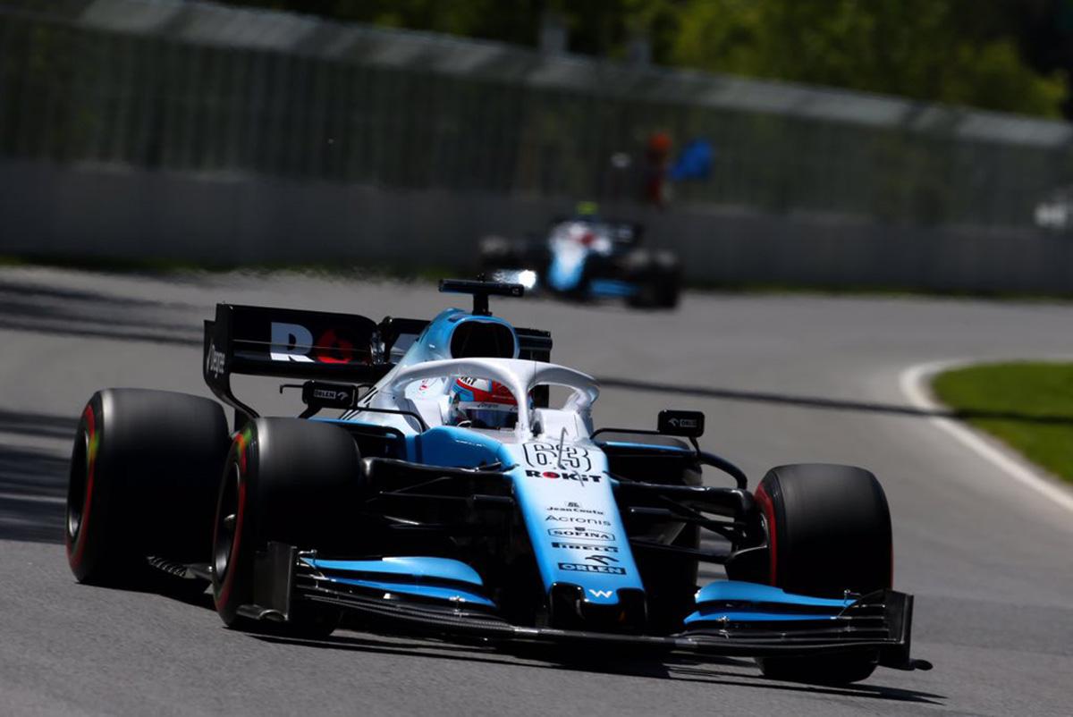 F1 ウィリアムズF1 カナダGP