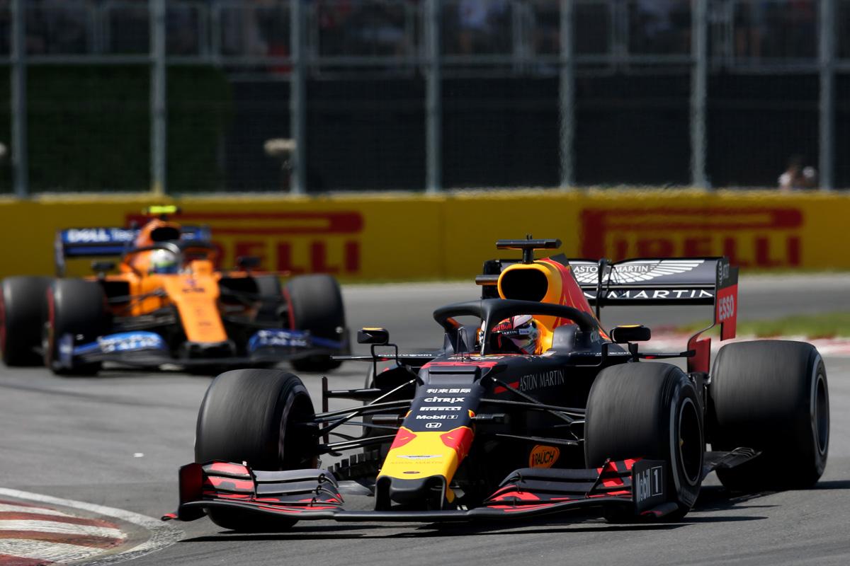 F1 ホンダF1 カナダGP
