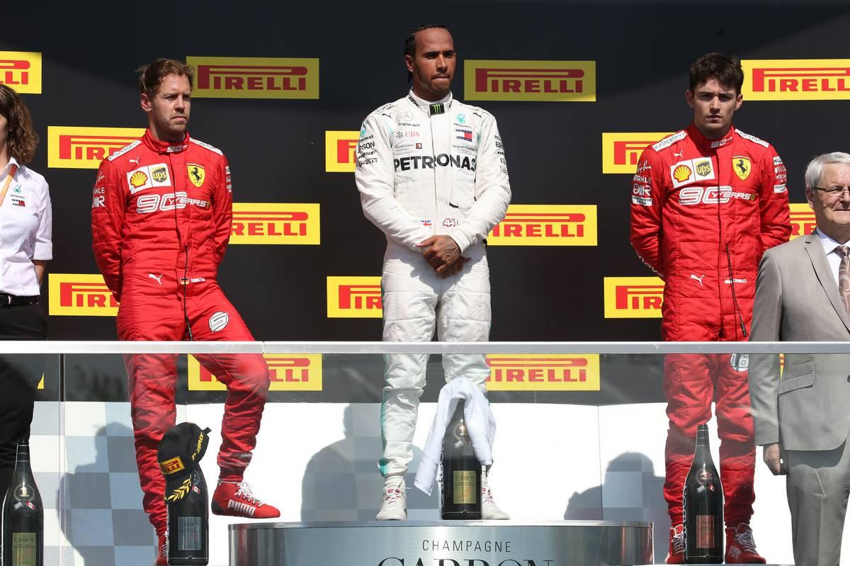 F1 セバスチャン・ベッテル メルセデス