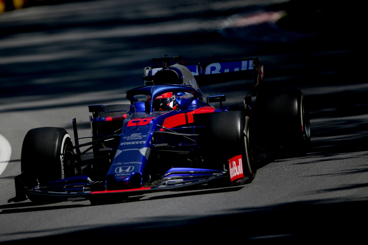 F1 トロロッソ・ホンダ カナダGP