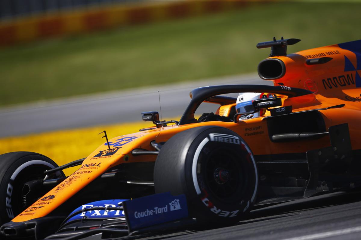 F1 マクラーレン カナダGP